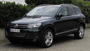 Audi Q7 Q5 Volkswagen Touareg Porsche Cayenne Panamera запчастина б.у. з Європи