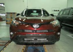 Без пробега! Toyota RAV 4 2.0 CVT (146 л.с.)