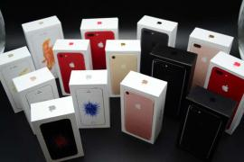 Box for iPhone, accessories for iPhone
