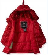 Детские куртки Аляски (США)