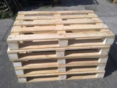 I will buy euro pallets in the Dnieper