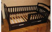 Односпальная детская кровать - Karinalux и подарок