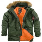 Оригинальные куртки Аляска из США