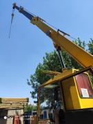 Rent of the Truck crane 16t 20t 25t arrow from 21m