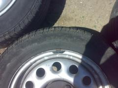 Sell the original wheels VW 4*100 R14 summer tires